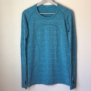 Lululemon Swifty Tech long sleeve crew tee